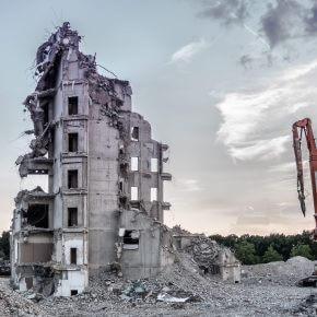 Abriss 10 bekannter Gebäude