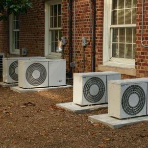 Klimaanlagen für das Büro
