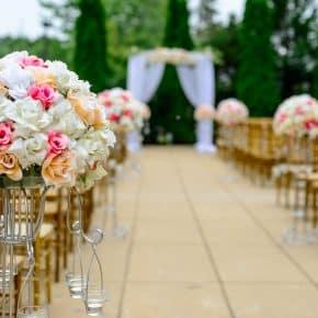 10 Ideen für eine außergewöhnliche Hochzeitslocation