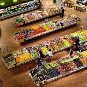 Die 10 größten Supermarktketten Europas
