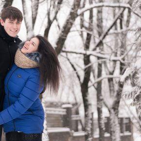 10 Tipps, um die Beziehung auch im Winter heiß zu halten