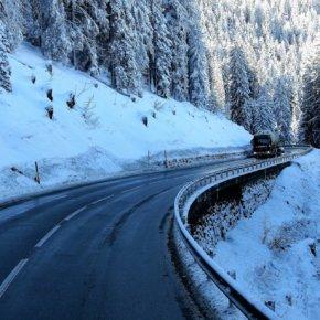 10 Tipps für Trucker im Winter um sicher ans Ziel zu kommen
