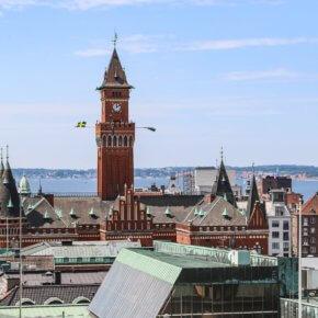 Die Top 10 Bürostädte in Deutschland