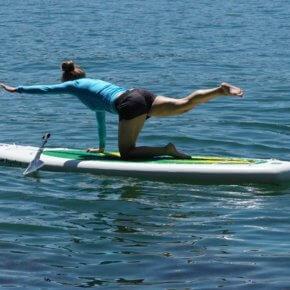 Sportlich und stabil bleiben mit einem Balanceboard