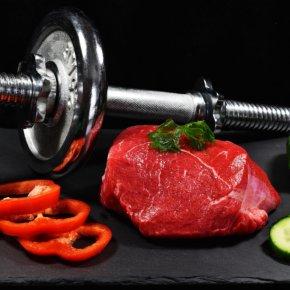 Wie Muskeln gesund aufgebaut werden