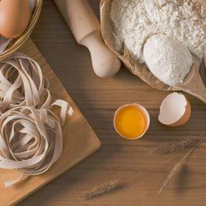 Gesundes Fertigessen mit Bio Lebensmitteln