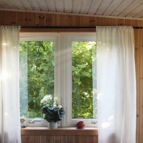 10 Möglichkeiten, Ihr Fenster zu dekorieren